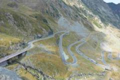 Motorcycle Tour: Romania - round trip
