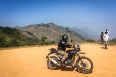 Motorcycle Tour: 14 days Motorcycle Tour through South India with Goa