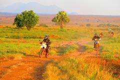 Motorcycle Tour: Uganda & Rwanda Gorilla Safari