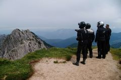 Motorcycle Tour: 8 days Carnic and Venetian Alps