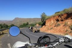 Motorcycle Tour: Madagascar Baobab