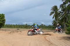 Motorcycle Tour: 8-Days Enduro Tour in Thailand