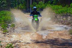 Motorcycle Tour: 12-Day Enduro Tour in Thailand