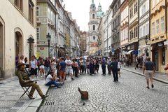 Motorcycle Tour: 3 days short trip Prague from Dresden