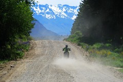 Motorcycle Tour and Training: Patagonia Argentina and Chile (North-South)