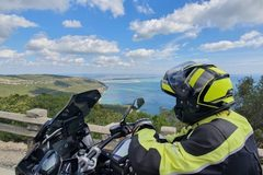 Motorcycle Tour: 10 days Portugal unlimited