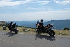 Motorcycle Tour: France's Wild Middle: Cevennes, Ardèche & Auvergne