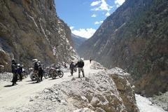 Motorcycle Tour: North India Himalaya Motorcycle Tour Spiti & Ladakh