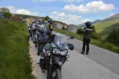 Motorcycle Tour: Round trip through the Adriatic
