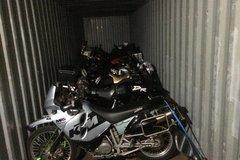 Motorbike shipping: Motorcycle shipping: Iceland