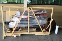 Motorbike shipping: Motorcycle shipping Australia, airfreight