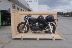 Motorbike shipping: Motorcycle shipping: Germany - New Zealand