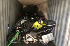 Motorbike shipping: Motorcycle shipping: Germany - Nepal