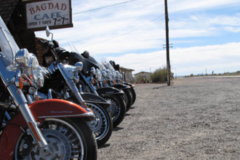 Motorcycle Tour: Semi-Guided: Route 66 from Los Angeles to Chicago