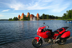 Motorcycle Tour: The Great Baltic Motorcycle Tour - 15 days