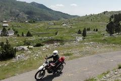 Motorcycle Tour: Southeast Europe - Towards Olympus