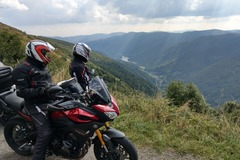 Motorcycle Tour: Vosges to fall in love with