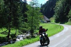 Motorcycle Tour: Small Baden - Alsatian round