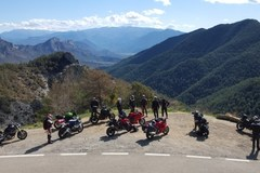Motorcycle Tour: Pyrenees without guide