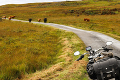 Motorcycle Tour: Scotlands Highlands and Northern Ireland without guide