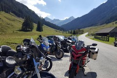 Motorcycle Tour: 7 Days Styria discovery trip