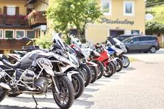 Motorbike shipping: Motorcycle shipping Pyrenees: Germany - Girona