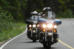 Motorcycle Tour: The Classic Western Canada Selfdrive