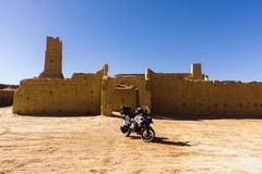 Motorcycle Tour: Morocco without guide
