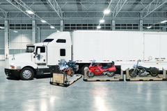 Motorbike shipping: Motorcycle shipping inside the U.S.