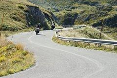 Motorradreise / Tour: Das grüne Herz Italiens