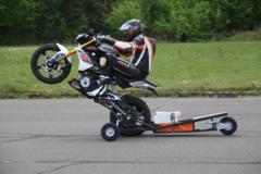 Motorcycle Training Course : Wheelie - Training Perfection, Hildesheim