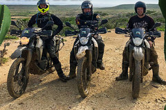 Motorcycle Tour: Colombia: 10-Day Guajira Desert Challenge