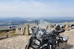 Motorcycle Tour: Ore Mountains to Jizera Mountains