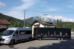 Motorbike shipping: Alpine Shuttle: Berlin-Holzkirchen (Germany)