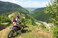 Motorcycle Tour: Romania, your next challenge