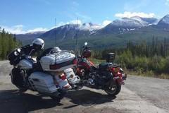 Motorcycle Tour: Alaska Motorcycle Tour