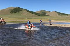 Motorcycle Tour: Easy Mongolia West