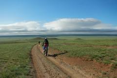 Motorcycle Tour: Easy Mongolia South