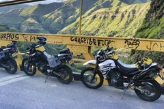 Motorcycle Tour: 16-Day Andes Expedition Colombia