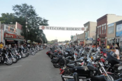 Motorcycle Tour: Semi-Guided: STURGIS - Black Hills Rally - 80th anniversary