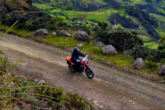 Motorcycle Tour: 16-Day the New World Ride