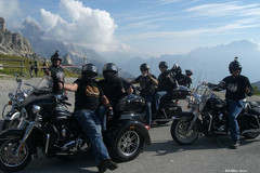 Reisen und Touren: Harley Alps Tour