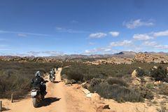 Motorcycle Tour: South Africa, Sea to Safari