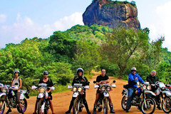 Motorcycle Tour: 10 Days: Ride with the Elephants in Sri Lanka