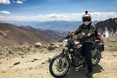 Motorcycle Tour: Himalayan Escape