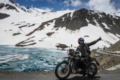 Motorcycle Tour: Hidden Himalayas