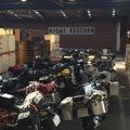 Motorrad-Transport: Motorradtransport Australien, Luftfracht