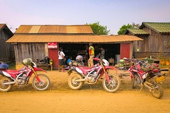 Motorcycle Tour: Laos - Hill Tribe Expedition
