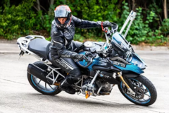 Motorcycle Training Course : Combo Training: Offroad and Onroad in Wesendorg (Germany)