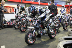 Motorcycle Training Course :  Pitbike Training Karthalle Hanover